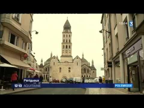 Périgueux : les toits de la cathédrale toujours pas accessibles