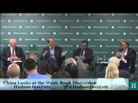 China Looks at the West: A Book Discussion with Christopher Ford