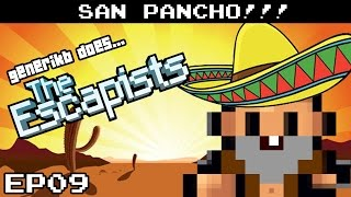 "The Escapists Gameplay S05E09 - ""Tears of JOY...and DUCT TAPE!!!"" San Pancho Prison"