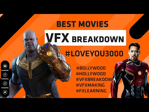 Before-&-After VFX Shots and behind the scenes From Your Favorite Movies #hollywood #bollywood #vfx