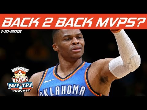 Can Russ Repeat As MVP? | #HoopsNBrews