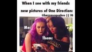 One Direction Funny Pictures
