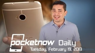 HTC One Announced, Ubuntu Tablet OS Announced, iOS 6.1.2 Details & More - Pocketnow Daily