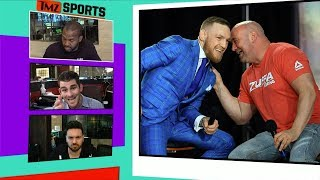 Conor McGregor Returning to NYC to Face Judge In Bus Attack Case | TMZ Sports
