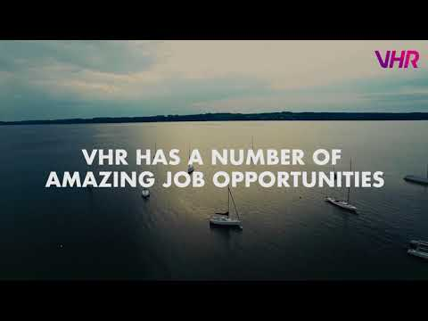 VHR Job Opportunities - Marine Industry