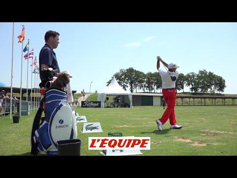 Le swing de Sergio Garcia à la loupe - Golf - ODF