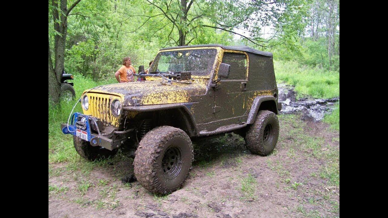 Chef S 2000 Jeep Wrangler Tj Offroad Youtube