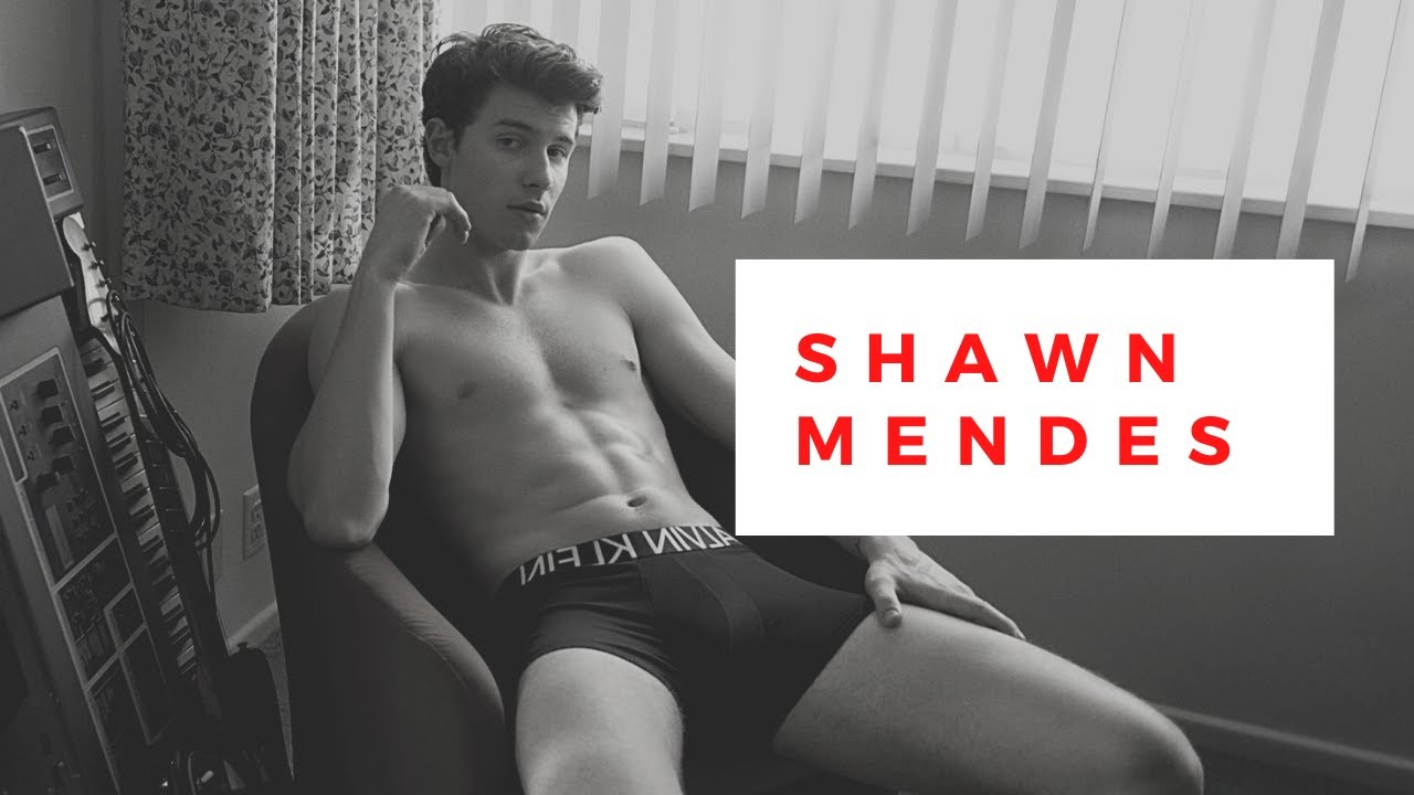 Nude shawn mendes Shirtless Shawn