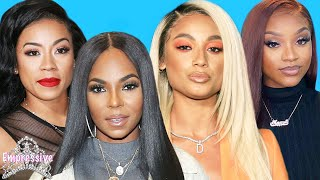 Dani Leigh cancelled over colorist song | Dani vs. Meme | Keyshia Cole and Ashanti's WEAK Verzuz