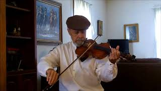 Le Terre Tremblante - Violin Cover played by Rob A. Merritt