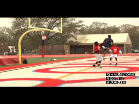 NUC Baton Rouge, LA, 2012 - 7 on 7 Tournament - High School Football - National Underclassmen