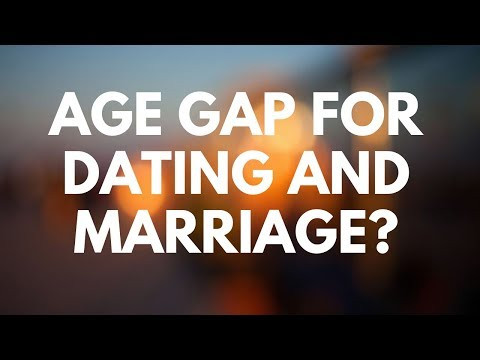 Age Gap For Dating And Marriage? - Your Questions, Honest Answeres