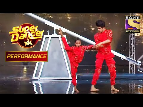 Pritam And Pratik's Phenomenal Dangal Performance | Super Dancer Chapter 3