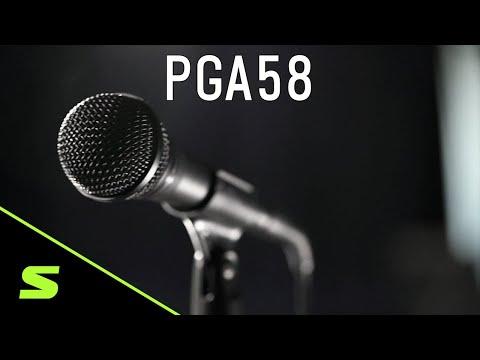 Micro karaoke Shure PGA58 chính hãng giá rẻ 1