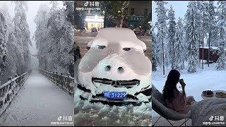 Tik Tok Trung Quốc ❤️ Những ngày tuyết rơi ❄❄❄ P1