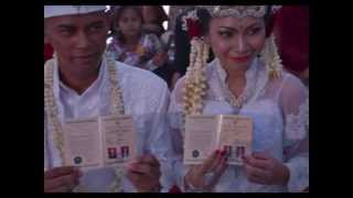 The Wedding of Gilang and Farah