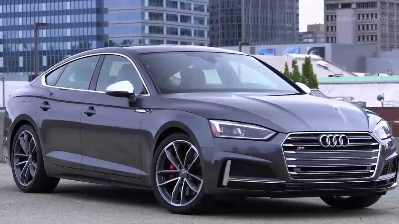 wow amazing new 2018 audi rs5 sportback review youtube. Black Bedroom Furniture Sets. Home Design Ideas