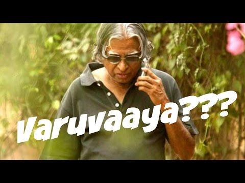 Varuvaaya | Tribute to Dr A.P.J Abdul Kalam | Shoaib aka BC_BotM ft.Hajra Nilam