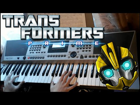 Transformers Prime - Three Shots | Piano