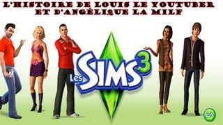 Angélique a trouvé un job et Louis a un problème - Sims 3 Story - Episode 2