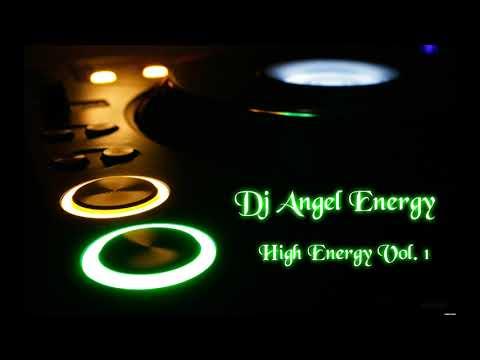 Dj Angel Energy - High Energy Vol.1 - 2018