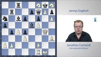 Jonnys Englisch - Gewinne mit 1. c4