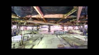 【2013年日本建築学会賞(技術)】超高層建物の閉鎖型解体工法の開発