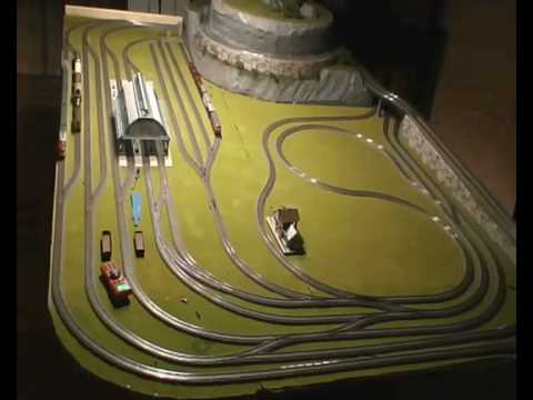 Model Railway Toy Train Track Plans -Mind-Blowing Suggestions For Designing The Greatest From Your A smal model train layout.