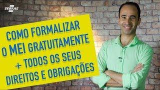 Como abrir o MEI (CNPJ) -  ATUALIZADO Brasil Cidadão