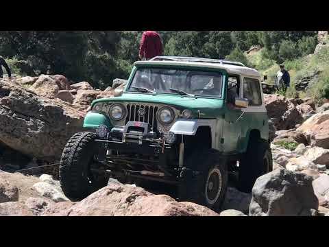 Bronco Canyon Trail, Nv.