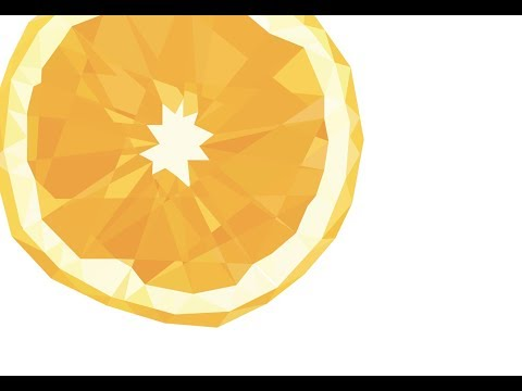 Geo fruit tutorial- Adobe Illustrator
