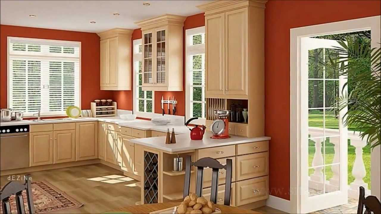 Lgin mutfak tasar mlar 2013 youtube for Kitchen wall paint design