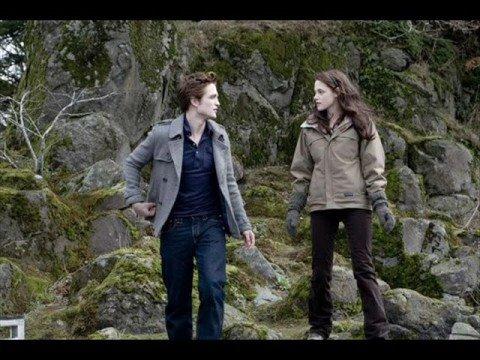 Twilight - Edward Cullen and Bella Swan - YouTube