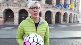 SportDi+ intervista... FEDERICA DI CRISCIO