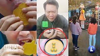 Kasali Ka Sa Squid Game Pero Eto Binigay Sayo Funny Videos Compilation