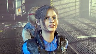 Download lagu Resident Evil 2 Remake Claire Redfield is The Naughty Police Officer PC Mod