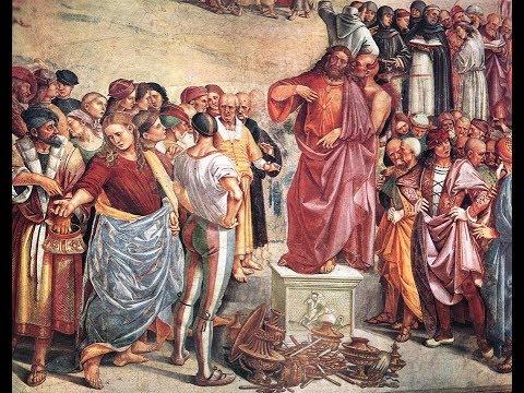 Viva Cristo Rey Part 1: Anti Christ vs Christ the King