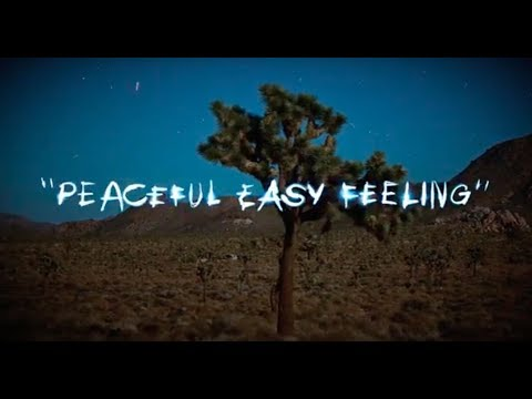Jack Tempchin - Peaceful Easy Feeling (Official Lyric)