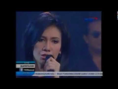 Christine Panjaitan -- TANGAN TAK SAMPAI --  Lagu Kenangan Delapan Puluhan TVRI
