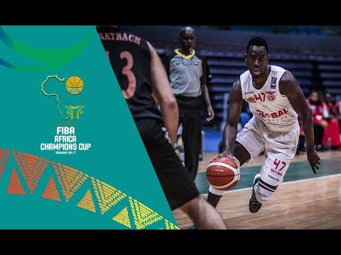 S. Libolo E Benfica v G.S Petroliers - Full Game - FIBA Africa Champions Cup 2017