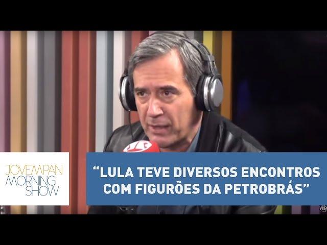 """Villa: """"Está mais do que provado que Lula teve diversos encontros com figurões da Petrobrás"""""""