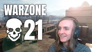 SQUADS ON SQUADS - Torje Warzone Highlights #2