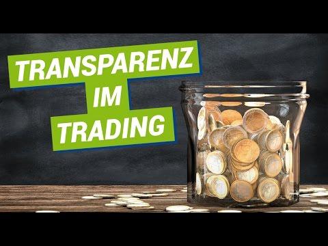 Transparenz im Trading mit JFD Brokers