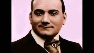 Enrico Caruso - De mon amie, fleur endormie (Bizet - Les pecheurs de perles) 7-12-1916