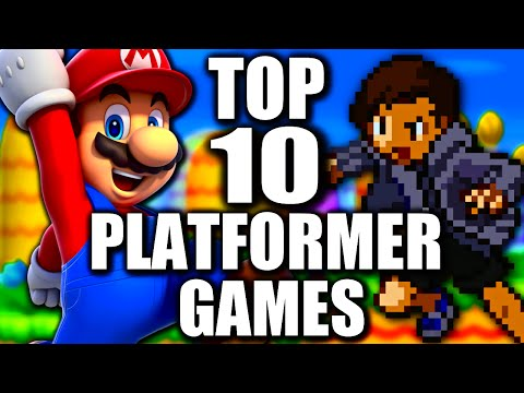 Top 10 Platformer Games – Jimmy Whetzel