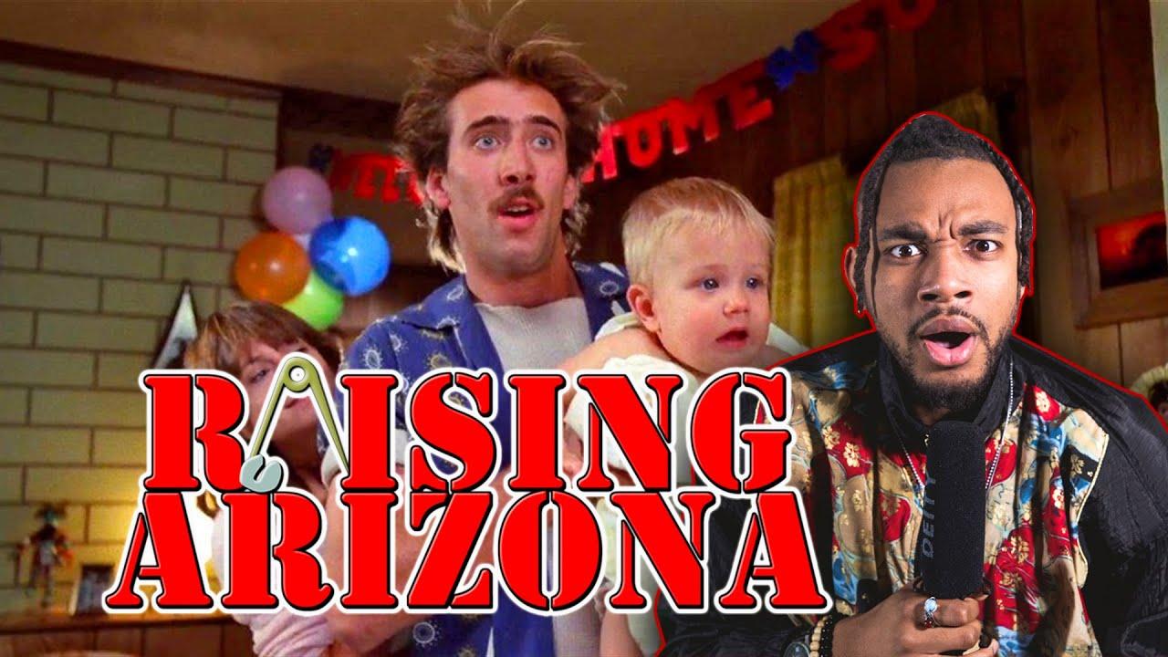 Download FILMMAKER MOVIE REACTION!! Raising Arizona (1987) FIRST TIME REACTION!!