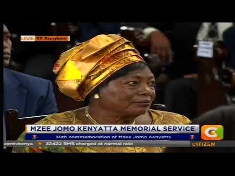 Ruto: Mzee Jomo Kenyatta made a big contribution to bringing Kenya together as a nation
