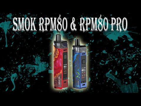 SMOK RPM80 & RPM80 PRO