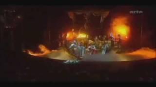 Attack, The Storm, The Deep - Ka, Cirque du Soleil