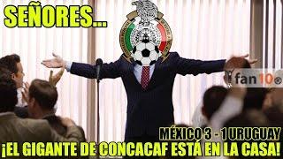 LOS MEJORES MEMES MÉXICO VS URUGUAY (3-1) COPA AMÉRICA 2016